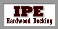 Ipe Hardwood Decking Ironwood